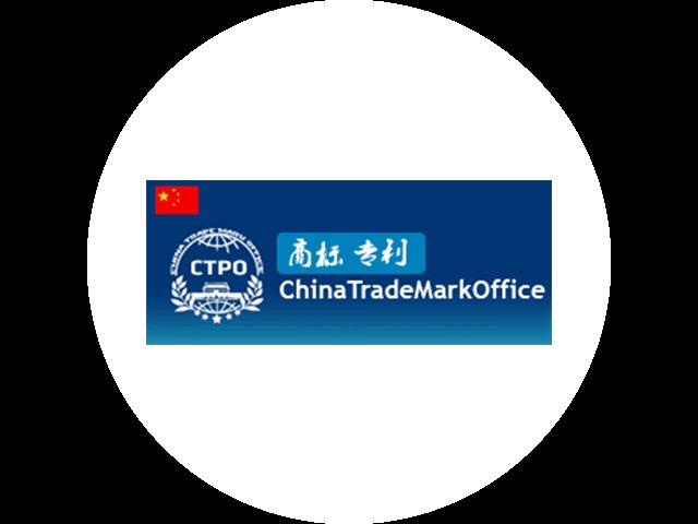 Markeneintragung China