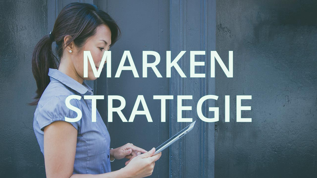 Strategie für Marken